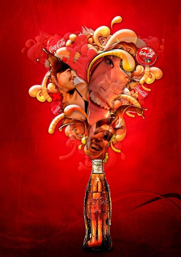 coca cola neil duerden