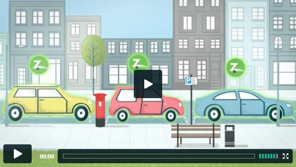 Fancy zipping through town in a Zipcar?