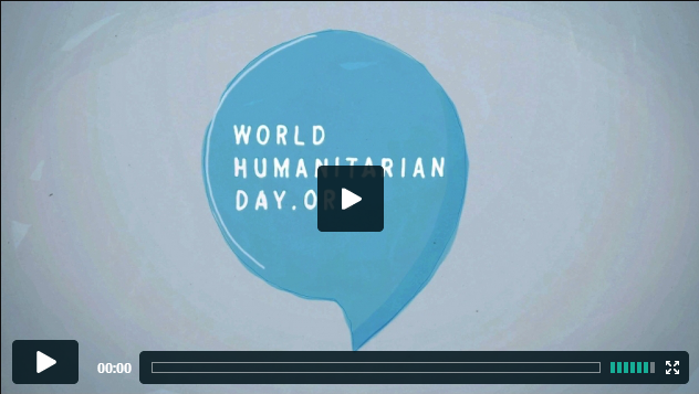 united nations world humanitarian day by n9ve